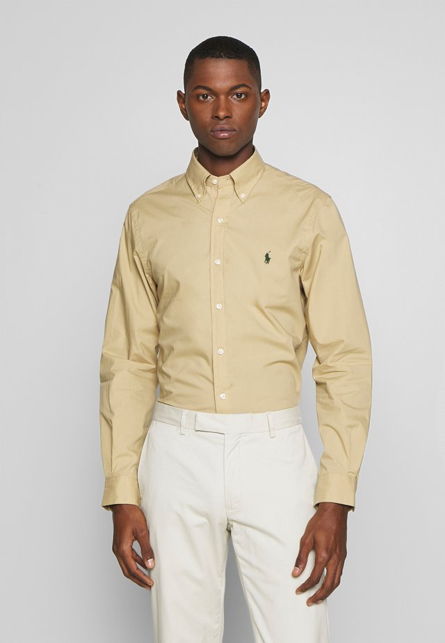NATURAL - Camicia - coastal beige