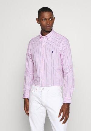 NATURAL - Koszula - pink/blue