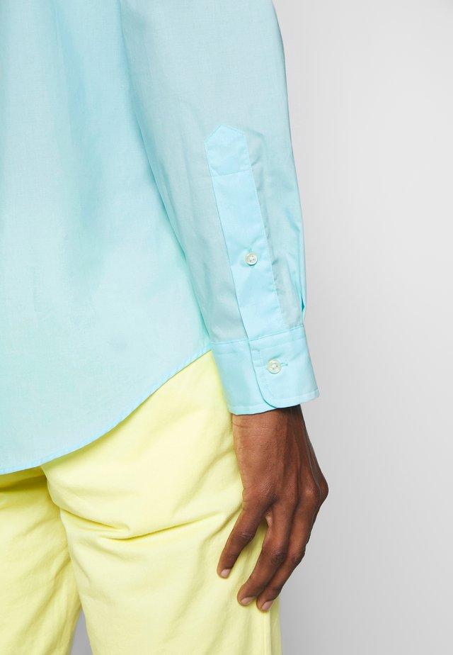 NATURAL - Camisa - soft aqua