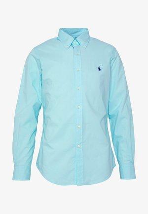 NATURAL - Camicia - soft aqua