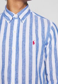 Polo Ralph Lauren - STRIPE SLIM FIT - Camicia - blue/white - 5
