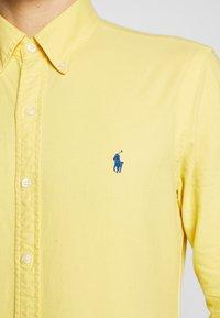 Polo Ralph Lauren - OXFORD - Camicia - sunfish yellow - 5
