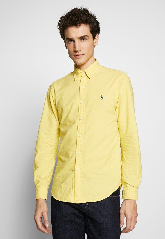 OXFORD - Shirt - sunfish yellow