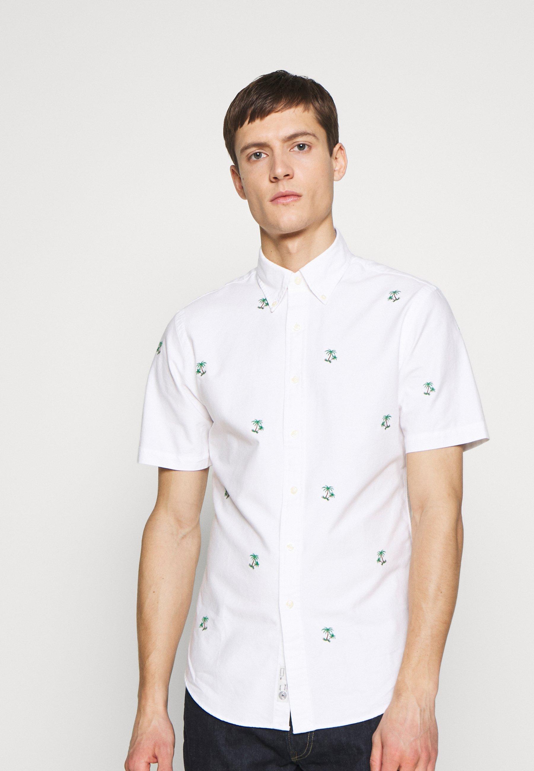 Polo Ralph Lauren OXFORD - Koszula - white