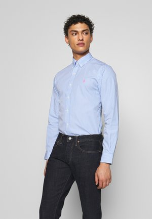 NATURAL  - Camicia - light blue