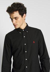 Polo Ralph Lauren - OXFORD - Košile - polo black - 3
