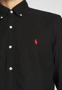 Polo Ralph Lauren - OXFORD - Košile - polo black - 5