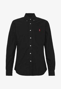 Polo Ralph Lauren - OXFORD - Košile - polo black - 4