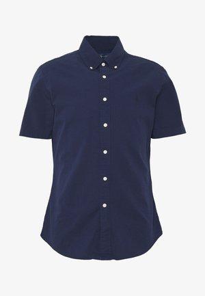 SEERSUCKER  - Shirt - astoria navy