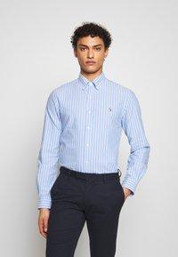 Polo Ralph Lauren - OXFORD - Košile - blue/white - 0