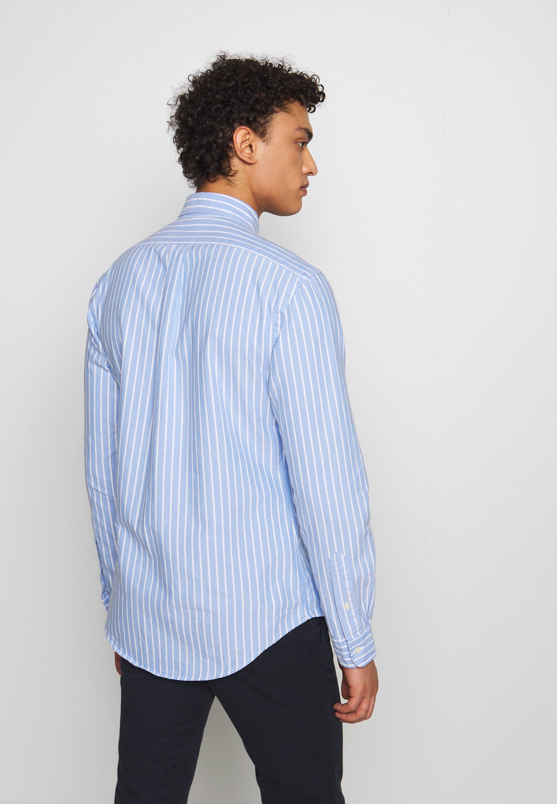 Polo Ralph Lauren OXFORD - Camicia - blue/white
