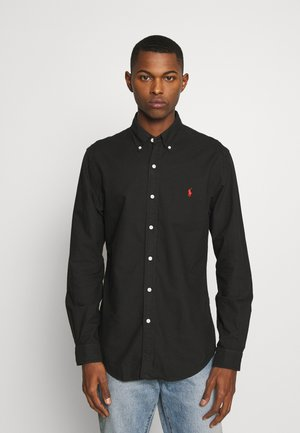 GD OXFORD - Camicia - polo black