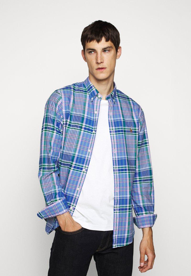 Polo Ralph Lauren - OXFORD - Camicia - blue