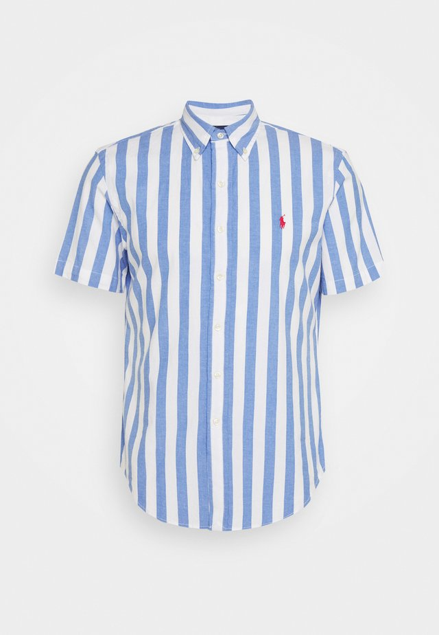 BEACH POPLIN - Skjorta - blue