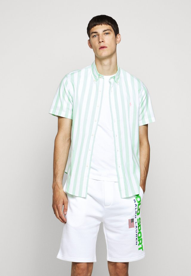 BEACH POPLIN - Camisa - green