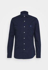 Polo Ralph Lauren - NATURAL - Camicia - newport navy - 5