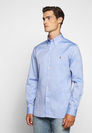 Camicia elegante - true blue/white