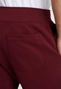 Polo Ralph Lauren - Tracksuit bottoms - classic wine - 4