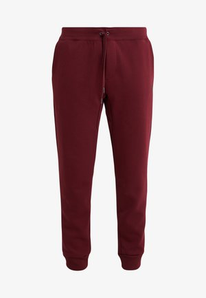 Tracksuit bottoms - classic wine