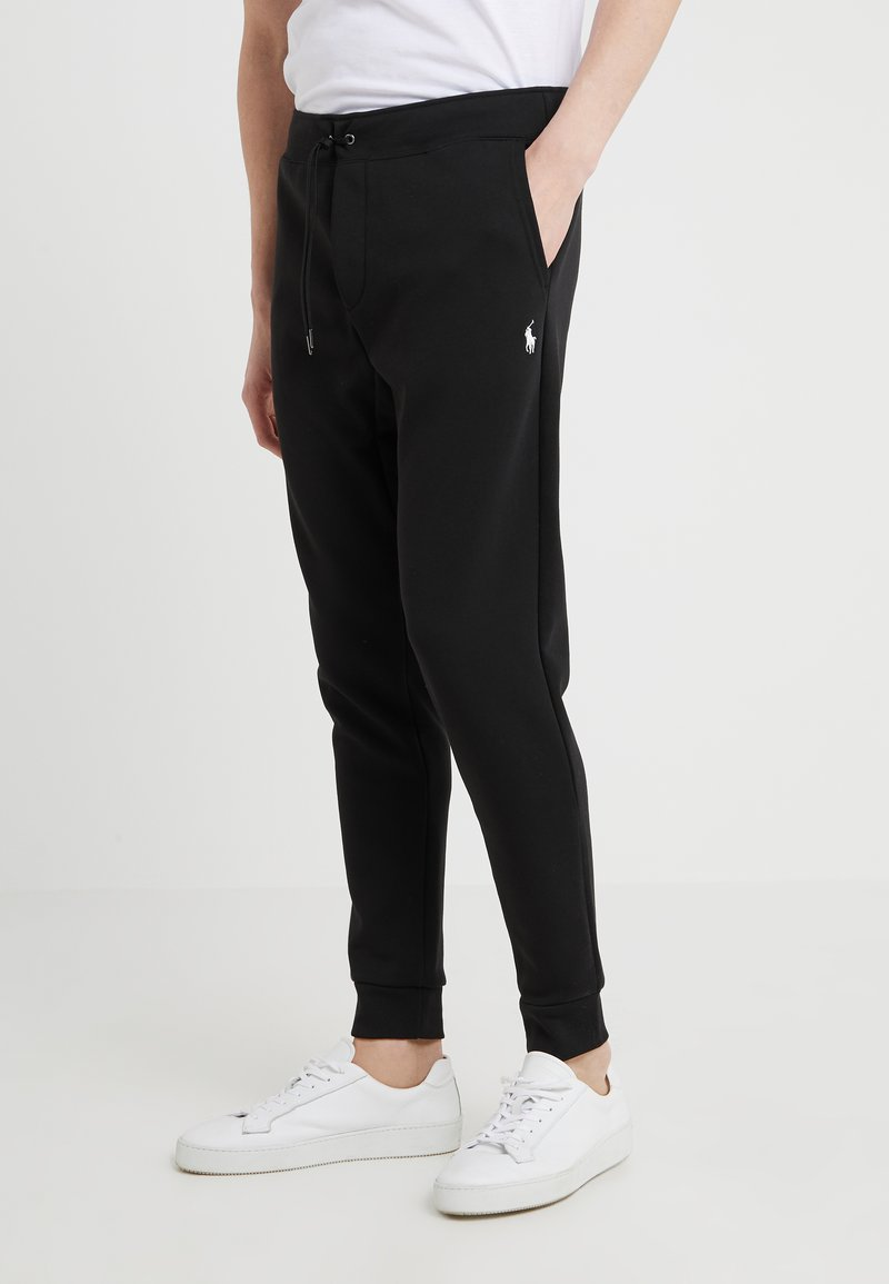 Polo Ralph Lauren - PANT - Tracksuit bottoms - black