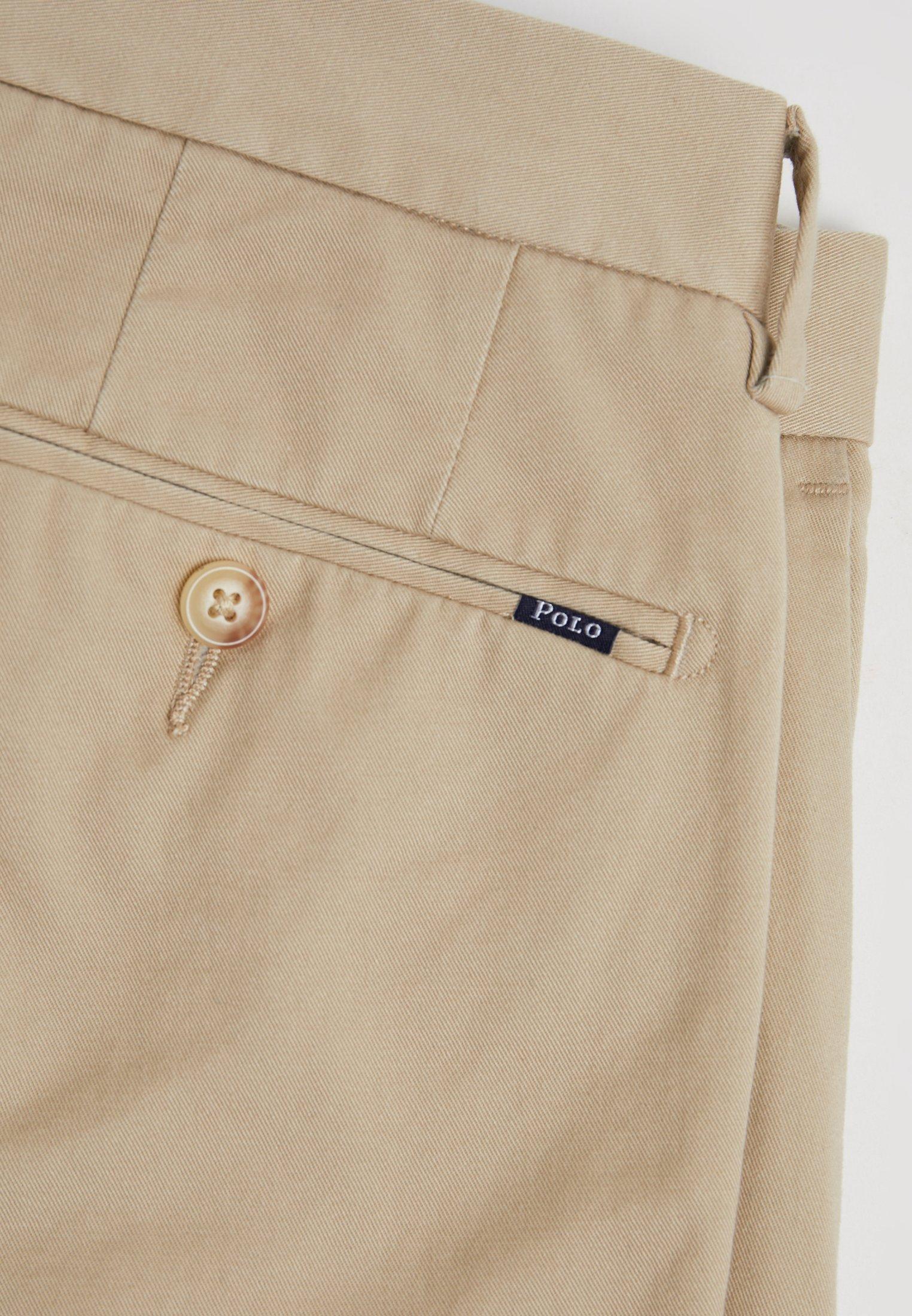 Polo Ralph Lauren FLAT PANT - Pantaloni - classic khaki
