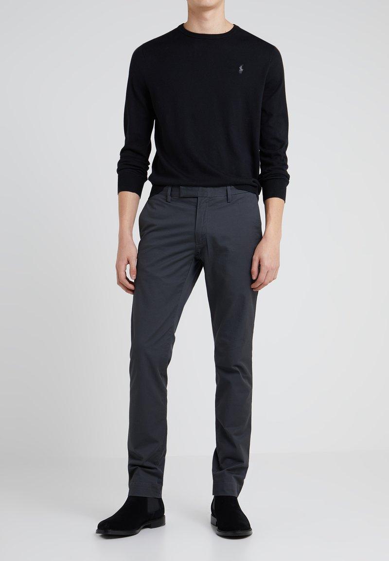 Polo Ralph Lauren - FLAT PANT - Bukser - black mask