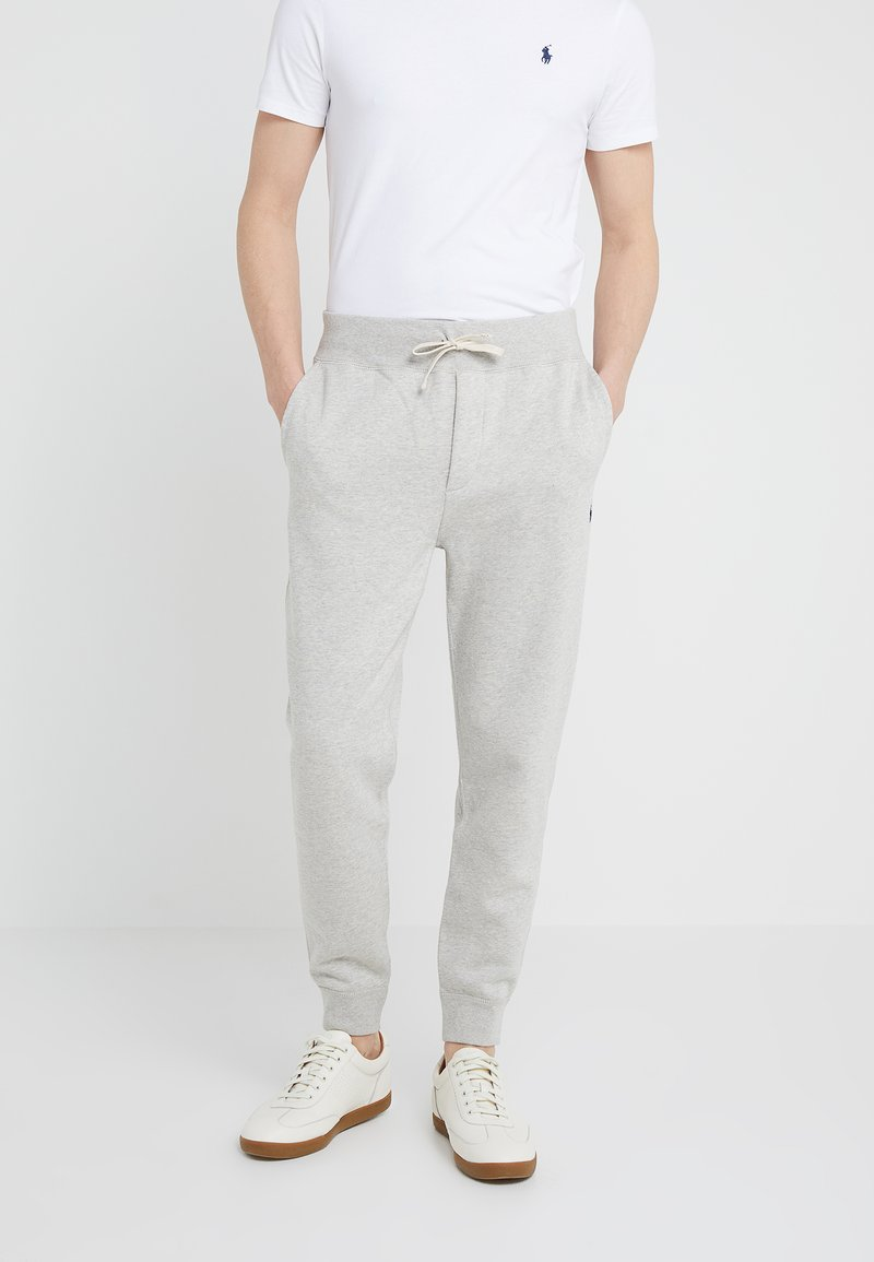 Polo Ralph Lauren - CUFF PANT - Pantalon de survêtement - grey