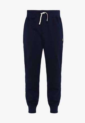 CUFF PANT - Tracksuit bottoms - cruise navy