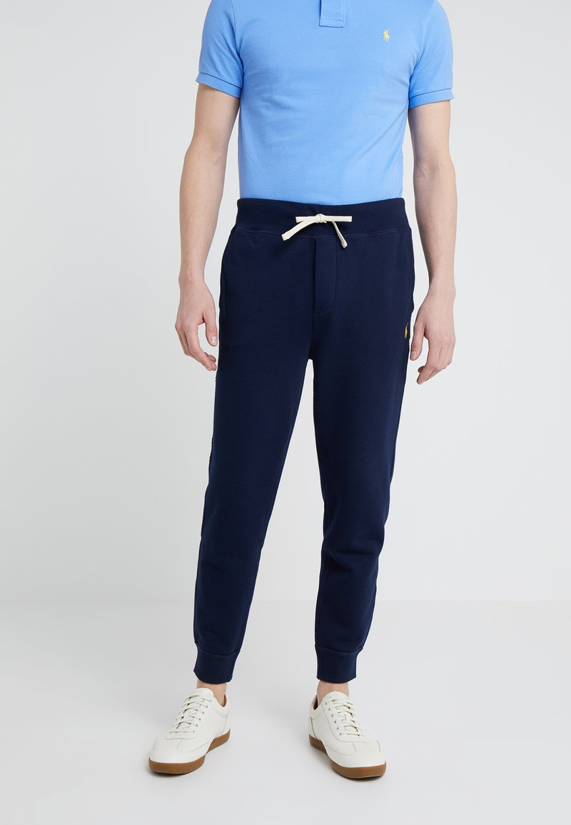 Polo Ralph Lauren - CUFF PANT - Tracksuit bottoms - cruise navy