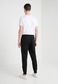Polo Ralph Lauren - CUFF PANT - Tracksuit bottoms - black - 2
