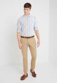 Polo Ralph Lauren - BEDFORD PANT - Trousers - luxury tan - 1