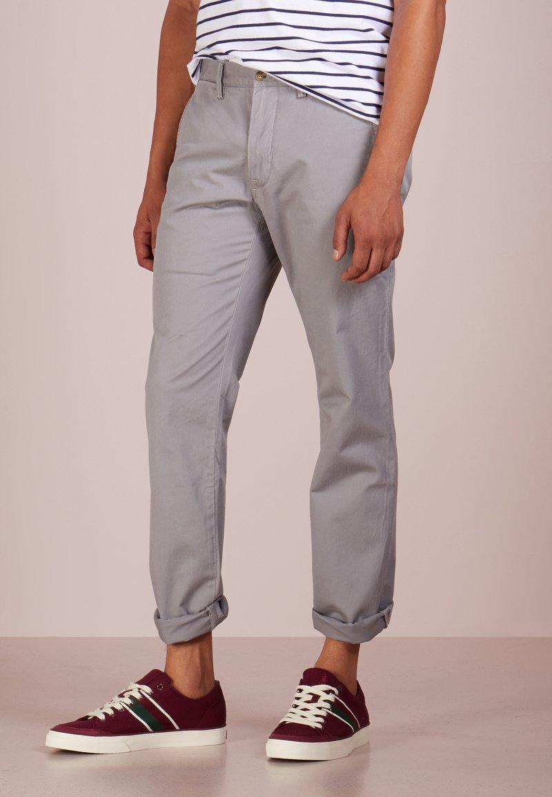 Polo Ralph Lauren - BEDFORD PANT - Spodnie materiałowe - museum grey