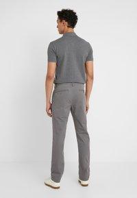 Polo Ralph Lauren - BEDFORD PANT - Spodnie materiałowe - norfolk grey - 2