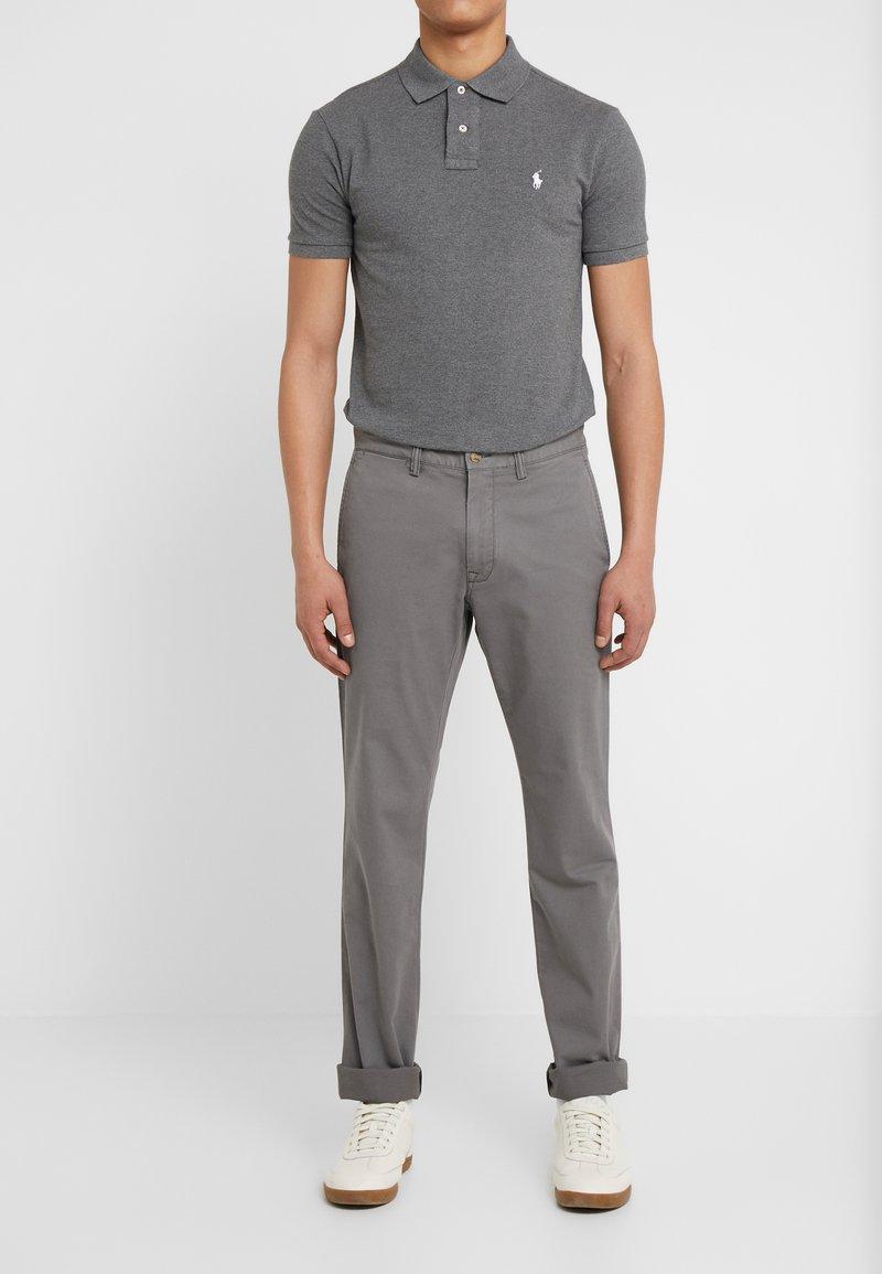 Polo Ralph Lauren - BEDFORD PANT - Spodnie materiałowe - norfolk grey