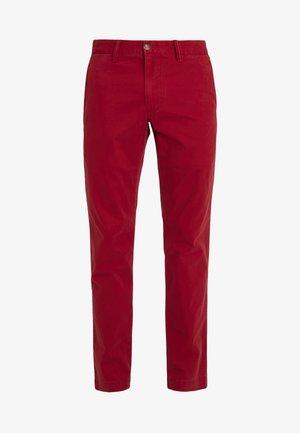 BEDFORD PANT - Stoffhose - pioneer red