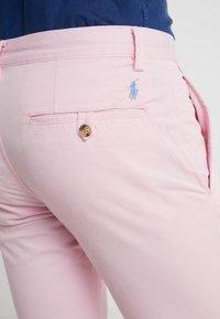 Polo Ralph Lauren - BEDFORD PANT - Tygbyxor - garden pink - 4
