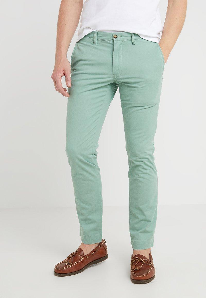Polo Ralph Lauren - BEDFORD PANT - Pantalones - faded mint