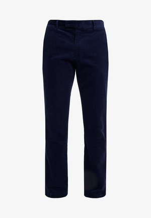 SLIM FIT PANT - Bukser - cruise navy