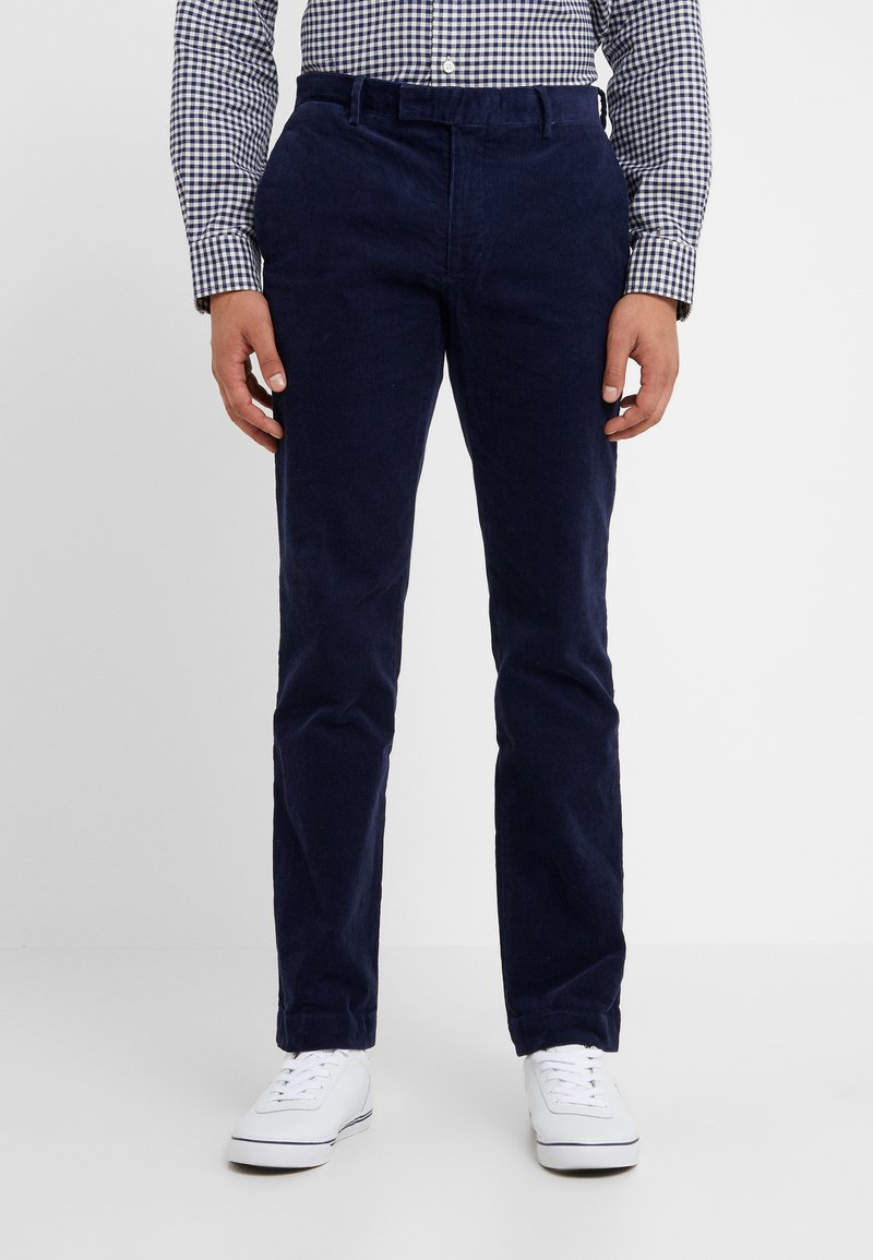 Polo Ralph Lauren - SLIM FIT PANT - Pantalones - cruise navy