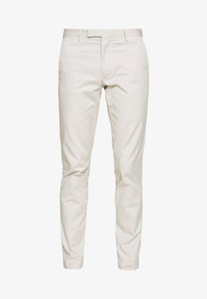 TAILORED PANT - Trousers - dove grey