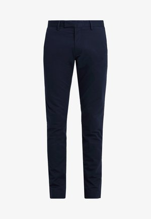 TAILORED PANT - Kangashousut - aviator navy
