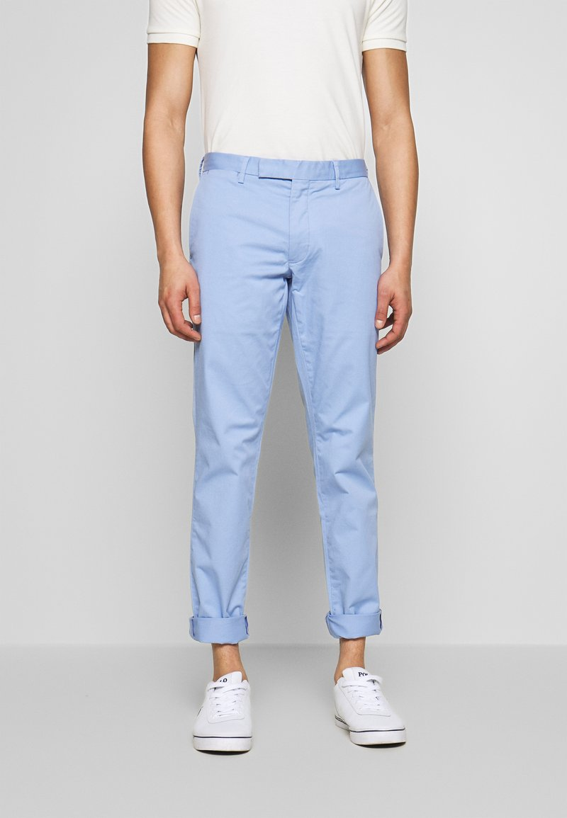 Polo Ralph Lauren - TAILORED PANT - Trousers - blue