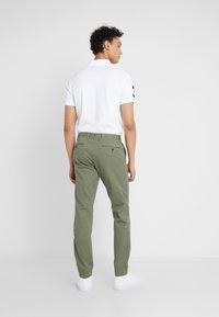 Polo Ralph Lauren - TAILORED PANT - Pantaloni - army olive - 2