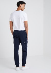 Polo Ralph Lauren - DOUBLE TECH - Tracksuit bottoms - aviator navy - 2