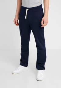 Polo Ralph Lauren - ATHLETIC  - Tracksuit bottoms - cruise navy - 0