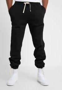 Polo Ralph Lauren - ATHLETIC  - Teplákové kalhoty - black - 0