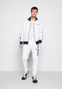 Polo Ralph Lauren - Teplákové kalhoty - white - 1