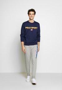 Polo Ralph Lauren - Pantalon de survêtement - andover heather - 1