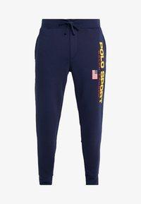 Polo Ralph Lauren - Teplákové kalhoty - cruise navy - 3