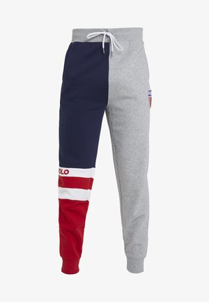 MAGIC  - Tracksuit bottoms - andover heather